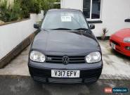 1999 VOLKSWAGEN GOLF GTI Turbo Black. 1 Years MOT for Sale