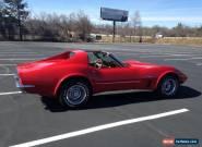 1973 Chevrolet Corvette 2 door for Sale