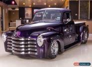 1952 Chevrolet Other Pickups 5 Window Pickup for Sale