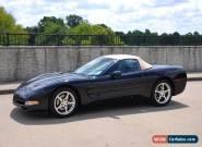 1999 Chevrolet Corvette 2dr Converti for Sale