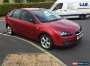 Ford Focus 1.6 petrol, low miles, 1 former keeper for Sale
