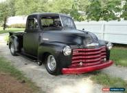 1951 Chevrolet Other Pickups 3100 Series for Sale