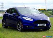 Ford Fiesta ST2 2014MY in spirit blue. for Sale
