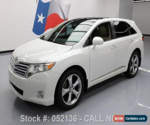 Classic 2012 Toyota Venza LIMITED PANO ROOF LEATHER NAV for Sale