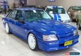 Classic 1985 Holden Commodore VK BROCK HDT SS Formula Blue Manual M Sedan for Sale