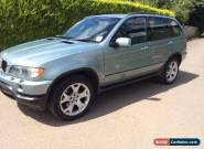 2003 BMW X5 3.0 i SPORT AUTO  for Sale