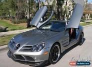 2007 Mercedes-Benz SLR McLaren for Sale