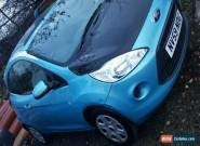 2010 Ford Ka 1.2  42,909 Miles HISTORY Cat C Salvage Damaged JUST NEED PAINT for Sale