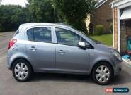 vauxhall corsa 1.2 for Sale