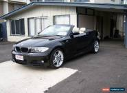 2008 BMW 125i M Sport Auto Convertible 3.0 Litre Fully Optioned Just Beautiful for Sale