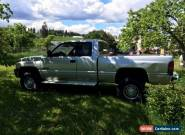 2001 Dodge Ram 2500 2001 Dodge Cummins 6 speed for Sale