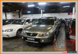 Classic 2004 Holden Adventra VZ LX8 Gold Automatic 4sp A Wagon for Sale