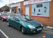 FORD FOCUS 1.6 2001 for Sale