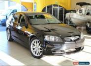 2010 Holden Commodore VE MY10 International Black Automatic 6sp A Sportswagon for Sale