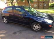 Ford Focus 1.4 i 16v Zetec 3dr for Sale