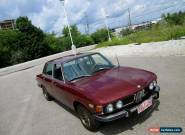 1971 BMW Other BAVARIA 2500 for Sale