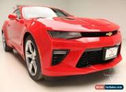 2016 Chevrolet Camaro SS Coupe RWD for Sale