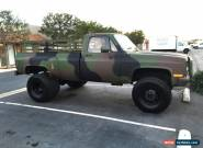 1987 Chevrolet Other Pickups Dually for Sale