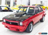 1976 Holden Torana LX SL/R 5000 Red Automatic 3sp A Sedan for Sale