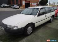 HOLDEN COMMODORE WAGON VN V6 6 SEATER COLUMN SHIFT NICE CLEAN CAR VP VR VS  for Sale