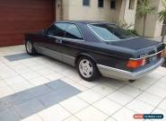 Mercedes-Benz 420 SEC Coupe for Sale