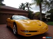2000 Chevrolet Corvette 2dr Cpe for Sale