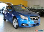 2009 Holden Cruze JG CDX Blue Manual 5sp M Sedan for Sale
