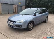 2006 FORD FOCUS DIESEL AUTOMATIC ESTATE    SPARES OR REPAIRS for Sale
