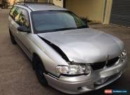 HOLDEN COMMODORE VX WAGON V8 LS1 5.7 LITRE LOW KMS DAMAGED NOT ON WOVR for Sale
