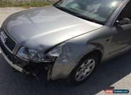 Audi A4 2.0 DAMAGED (2003) 4D Sedan CVT Multitronic (2L for Sale