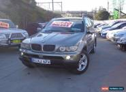 2005 BMW X5 E53 3.0D Grey Automatic 6sp A Wagon for Sale