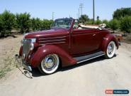 1936 Ford Other Club Cabriolet DeLuxe for Sale