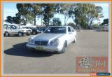 Classic 1996 Mercedes-Benz E320 W210 Avantgarde Silver Automatic 5sp A Sedan for Sale