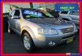 Classic 2006 Ford Territory SY Ghia (4x4) Silver Automatic 6sp A Wagon for Sale
