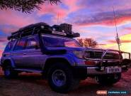 1992 LJ78 TOYOTA LANDCRUISER 2.5TD RARE MANUAL LWB   for Sale