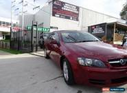 2008 Holden Commodore VE MY08 Omega (D/Fuel) Burgundy Automatic 4sp A Sedan for Sale