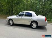 Lincoln: Town Car Signature Limited for Sale