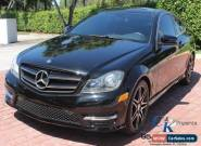 2014 Mercedes-Benz C-Class C250 COUPE DINAMICA PKG 18 AMG WHEELS ONY 18K MILES for Sale