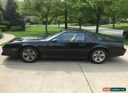 1989 Chevrolet Camaro for Sale