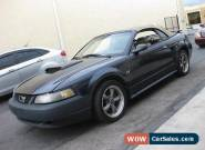 2001 Ford Mustang 2dr Convertible GT Deluxe for Sale