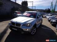 2007 BMW X5 E70 3.0D Executive Silver Automatic 6sp A Wagon for Sale