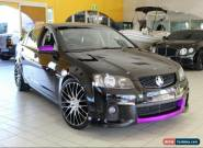 2012 Holden Commodore VE II MY12 Equipe Black Automatic 6sp A Sedan for Sale