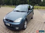ford focus zetec auto 1.6 for Sale