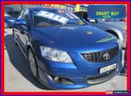 2006 Toyota Aurion GSV40R Sportivo SX6 Blue Automatic 6sp A Sedan for Sale