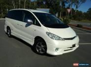 2004 Toyota Estima ACR30 AERAS PREMIUM White Automatic 4sp A Wagon for Sale