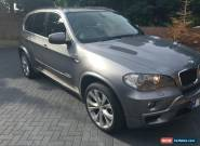 2009 BMW X5 XDRIVE 30D MSPORT 7S A GREY for Sale