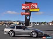 1987 Chevrolet Corvette C4 for Sale