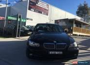 2005 BMW 330I E46 Executive Black Automatic 5sp A Sedan for Sale