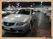 2003 Honda Accord Euro Silver Automatic 5sp A Sedan for Sale