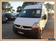 2007 Renault Master X70 INTEGRAL MWB White Automatic 6sp A Van for Sale